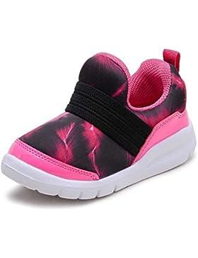 Hishoes Baby Mädchen Jungen Säuglingskleinkind erste Wanderer Sneakers