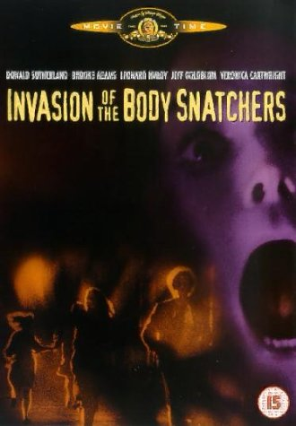 Invasion Of The Body Snatchers [UK Import] - Stans-siegel