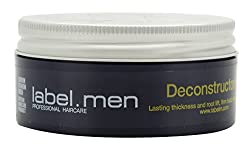 Label.M Mens Deconstructor (Lasting Thickness and Root Lift, Firm Hold, Dry Matt Finish) 50ml/1.7oz