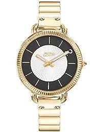 Reloj mujer JEAN PAUL GAULTIER–Index–Pulsera acero PVD ORO–45mm–8504303