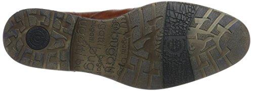 Bugatti 311163052500, Scarpe Stringate Uomo Marrone (Cognac)