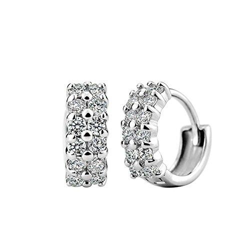 925-sterling-silver-womens-channel-set-zirconia-hinged-hoop-earrings