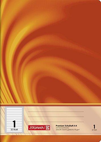 Brunnen 104440102Vivendi-Cuaderno escolar A432hojas
