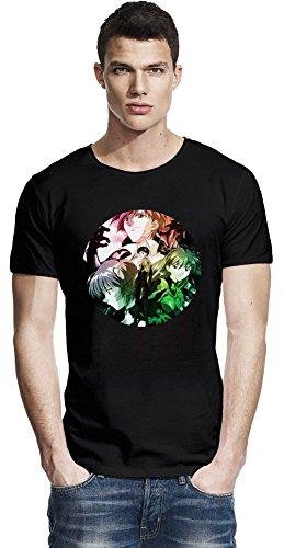 Neon Genesis Evangelion T-shirt Edge Raw Small