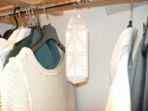 Just Green Piège antimites pour textile