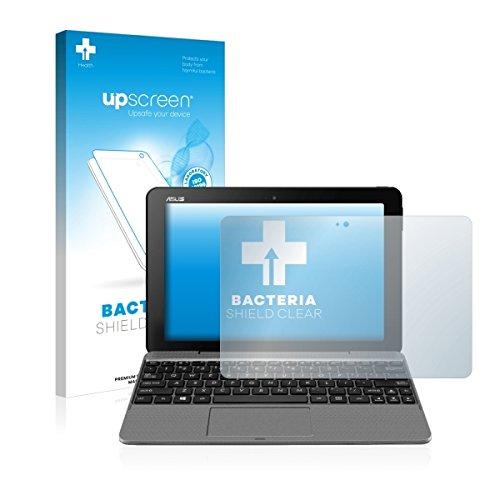 upscreen Bacteria Shield Clear Bildschirmschutz Schutzfolie für Asus Transformer Book T101 (antibakterieller Schutz, hochtransparent)