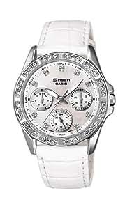 Casio Collection Damen-Armbanduhr Analog Quarz SHN-3013L-7AEF