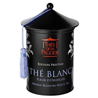 Thés De La Pagode - Gourmet Teas - Thé Blanc - 100g