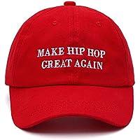 DAYOUZ Gorra de Beisbol Letter Snapback Cap Gorra De Béisbol De Algodón para Hombres Mujeres Hip Hop Dad Hat Bone Garros