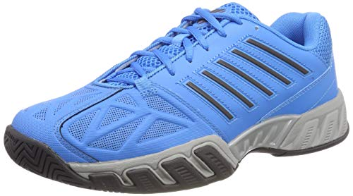 K-Swiss Performance KS Tfw Bigshot Light 3, Scarpe da Tennis Uomo, Blu (Malibu Blue/Magnet/Hiris 60), 46 EU