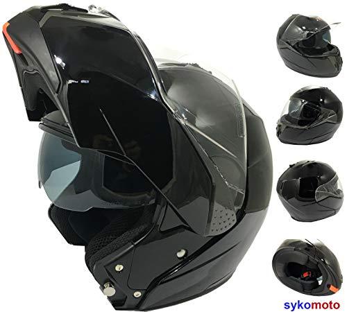 3GO E115 CASCO DE MOTO MODULAR INTEGRAL DOBLE VISERA