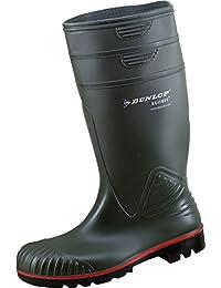 Dunlop 636 Berufsstiefel Acifort S5 Grün
