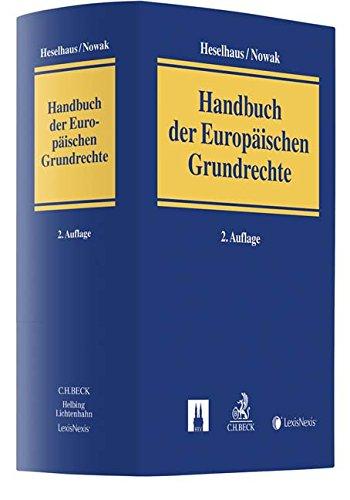 Handbuch der Europäischen Grundrechte