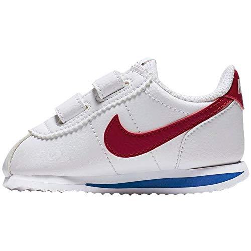 Nike Cortez Basic SL (TDV), Zapatillas de Estar por casa Bebé Unisex,...