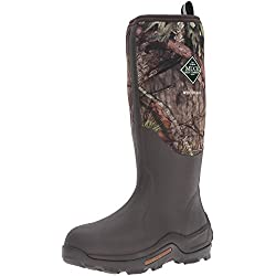 Muck Boots Woody MAX (New Camo), Botas de Agua para Hombre, Marrón (Mossy Oak Break-up Country), 42 EU