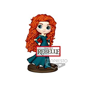 LAST LEVEL Merida Figura QPOSKET Disney Toy Story Jessie 7 CM, Multicolor (1)
