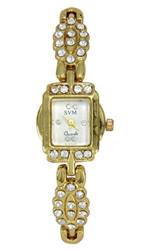 SVM DIAMOND333 New Analog Watch For Girls
