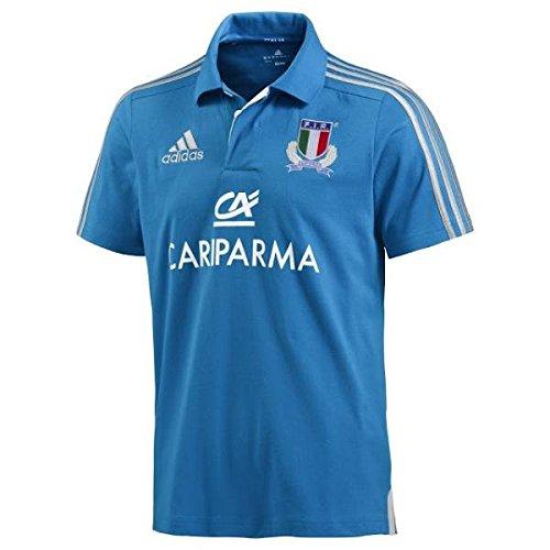 Adidas Italy home Polo shirt short sleeve (36/38)