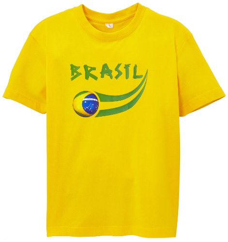 Supportershop - Brasil Camiseta Supporter niño