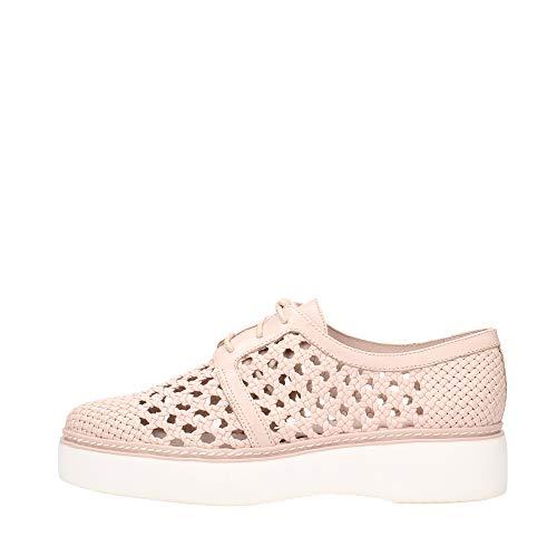 What For Femme Sneakers Beige PS17WF168 - Beige - Beige, 39 EU EU