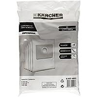 Kärcher 6.907-469.0 - Bolsas de filtro de fieltro para aspiradoras
