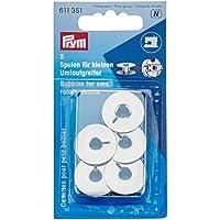 Prym - Canillas de máquina de coser para garfio rotativo pequeño (metal, ...