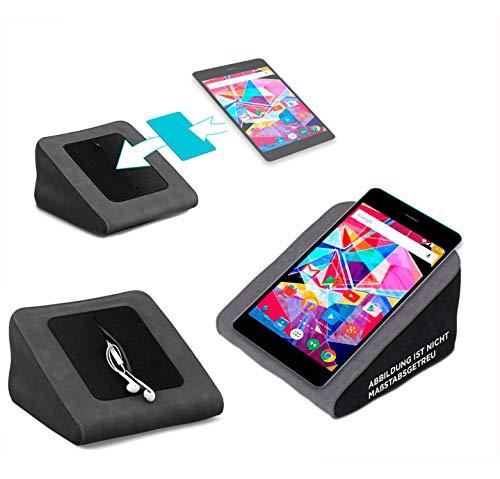 reboon Tablet Kissen für das Archos Diamond Tab - ideale iPad Halterung, Tablet Halter, eBook-Reader Halter für Bett & Couch
