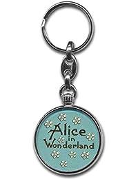 Alice In Wonderland - Keyring