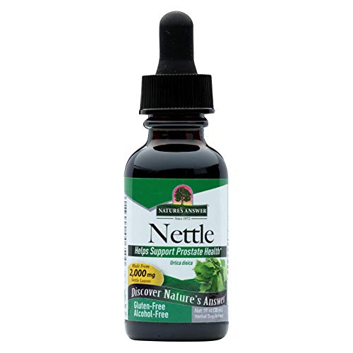 Nature's Answer Nettle Leaf (alcohol Free 1 Fl Oz) -