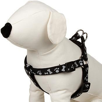 petco-easy-step-in-black-paw-print-reflective-dog-harness-by-petco-english-manual