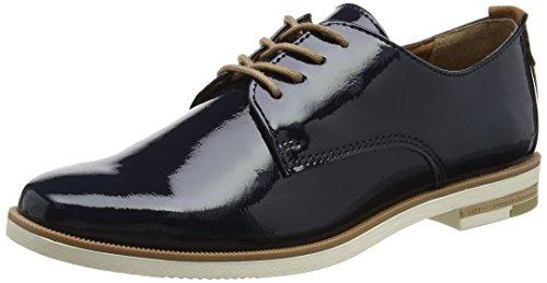 Marco Tozzi Damen 23201 Oxford Blau (Navy Comb 890)