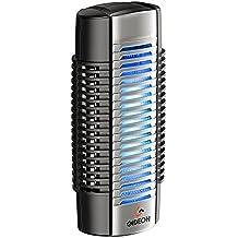Gideon™ Electronic Elektrischer Lufterfrischer mit UV Luftdesinfizierung, Ionen-Luftreiniger und Gebläse - Permanenter Filter – Eliminiert alle Bakterien, Gerüche, Allergene und Schadstoffe