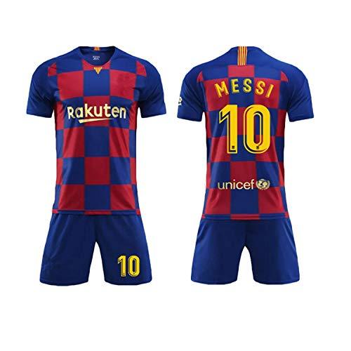 Camiseta Jersey Futbol Barcelona 2018-2019 Traje niños