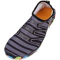Sharplace 1 Set de Zapatos de Agua para Hombres y Mujeres Hecho de Paño Elástico - 47