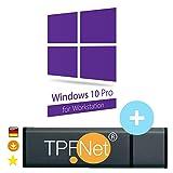 Microsoft® Windows 10 Pro Workstation 32