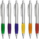 """100 Kugelschreiber """"David"""" mit Logo/Druck/Werbung/Aufdruck/bedruckt Werbeartikel"""