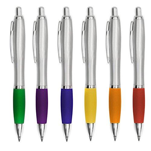 """100 Kugelschreiber \""""David\"""" mit Logo/Druck/Werbung/Aufdruck/bedruckt Werbeartikel"""