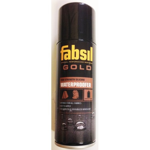 Price comparison product image Grangers Fabsil Gold Tent Reproofer 250ml Spray