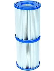 Bestway 58094 Cartucho de filtro de piscina (SIZE 2)
