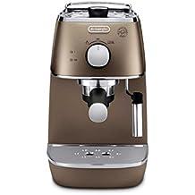 DeLonghi Distinta - Cafetera espresso manual para café molido y monodosis ESE