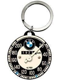 Nostalgic-Art 48016 Porte-clés rond en forme de compteur de vitesse BMW 4 cm