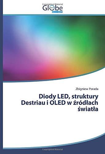 Diody LED, struktury Destriau i OLED w źródlach światla