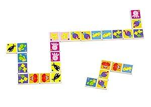 Beehive Toys TKG017 Dominoes para niños