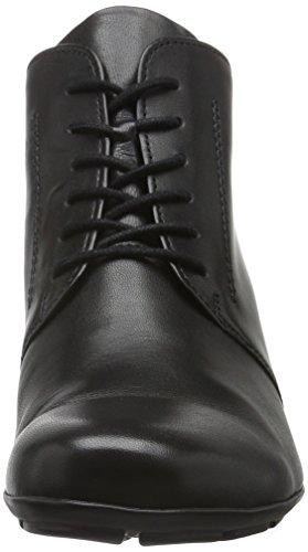 Gabor Damen Stiefel schwarz 55 Kurzschaft Shoes Schwarz 27 631 rFgqwF1t