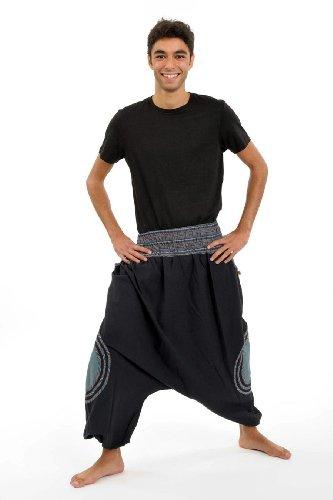 -sarouel-arun-ceinture-smockee-noir-gris-bleu-taille-unique