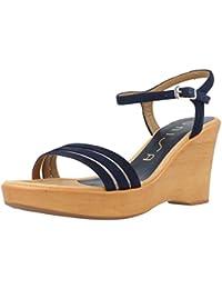 brand new 30dee 86506 Suchergebnis auf Amazon.de für: unisa sandaletten blau ...