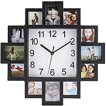 Reloj de Pared, Marcos Fotos Pared, en Forma de Flor, Para Usarn en