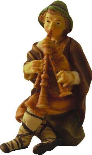 Hirte mit Dudelsack, geeigenet für 9cm Figuren