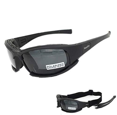 d6db92d2ed AnazoZ Gafas de Protección Militar Gafas Polarizadas Gafas de Ciclismo Gafas  Protectoras Viento Gafas Moto Gafas