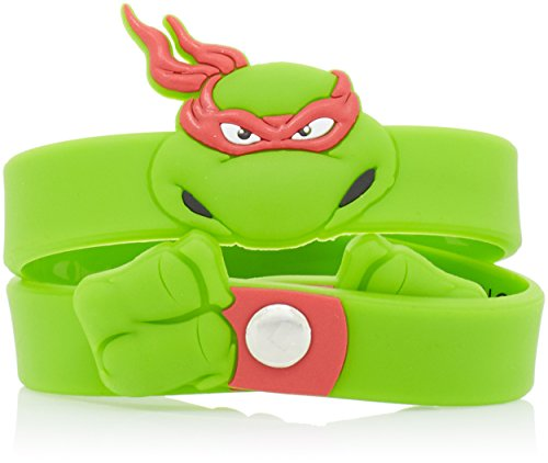 Kinder Casey Jones Kostüm - Ninja Turtles - Armband Raphael